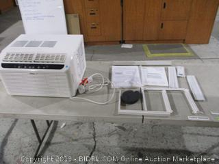 haier Room Air Conditioner Powers On