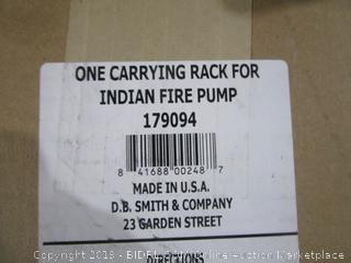 One Carrying Rack for Indian fire Pump