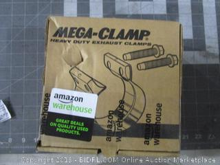 Mega Clamp Heavy Duty Exhaust Clamps