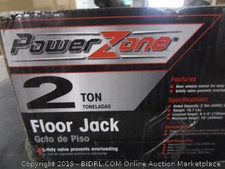 Power Zone Floor Jack