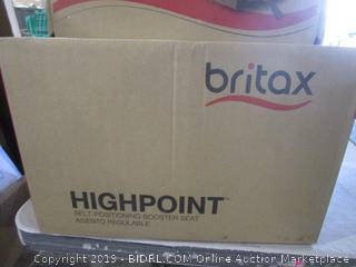 Britax Seat Positioning Booster Seat