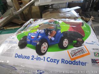 Deluxe 2 in 1 Cozy Roadster