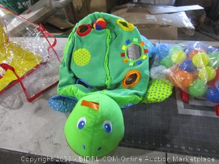 Turtle Ball Pit