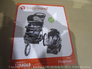 Babytrend Expedition Travel System Phantom