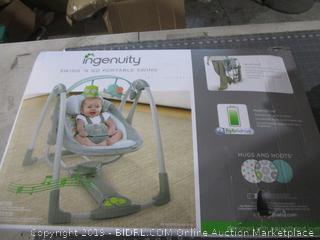 ingenuity Swing N Go Portable Swing