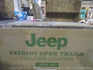 Jeeo Patriot Open Trails Deluxe Jogger