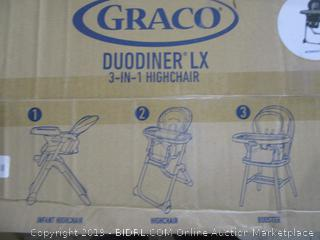 Graco 2 in 1 High Chair