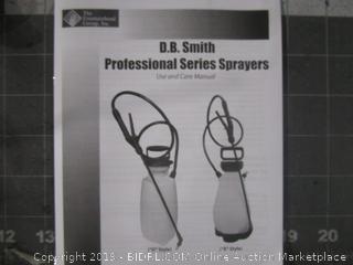 Profession Series Sprayer