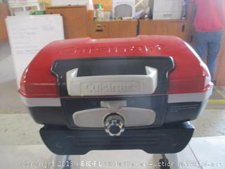 Cuisinart Petite Gourmet Portable Gas Grill
