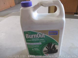 Burn Out Weed and Grass Killer