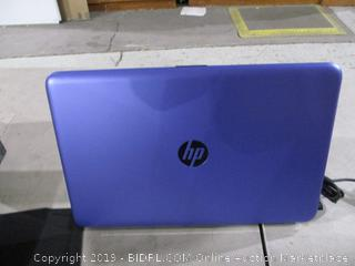 HP Powers On See Pictures in box