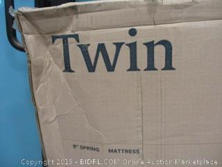 "Xinus Twin 8"" Spring Mattress"