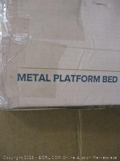 Zinus Metal Platform Bed Twin XL