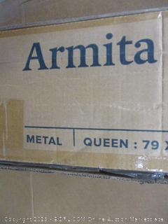 Metal Queen Smart Box Spring