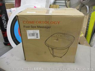 Comfortology Foot Spa Massager