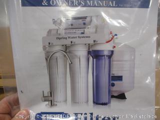Reverse Osmosis water Storage Tank
