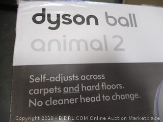 Dyson ball animal 2 Powers On