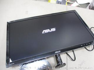 ASUS LCD Monitor Powers on