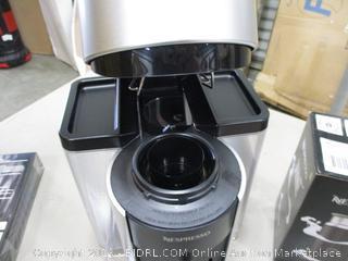 Nespresso Vertuo & Aeroccino 3 Powers On