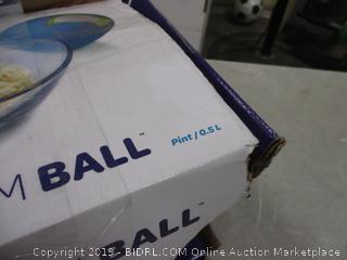 Soft Shell Ice Cream Ball