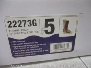 Xtratuf Boots 5