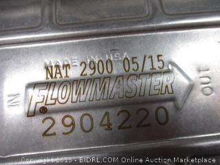 Flowmaster Converter