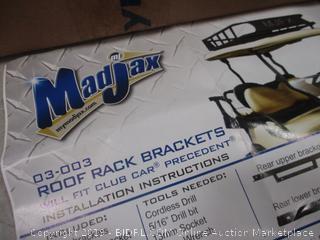 Mad Jax Roof Rack Brackets