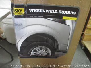 Wheel Well Guards