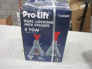 Pro Lift Dual Locking Jack Stands