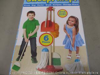 Melissa & Doug Dust, Sweep, Mop