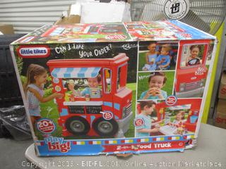 Little Tikes 2 in 1 Food Truck