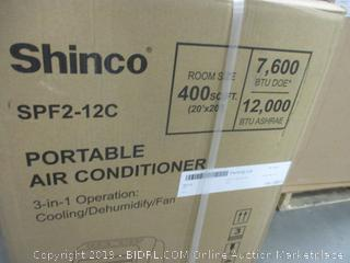 Shinco Portable Air Conditioner factory sealed