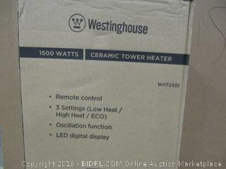 Westinghouse Digital Ceramic Tower Heater