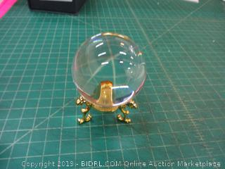 Amlong Crystal with stand in box