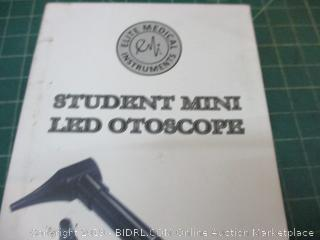 Student Mini LED Otoscope