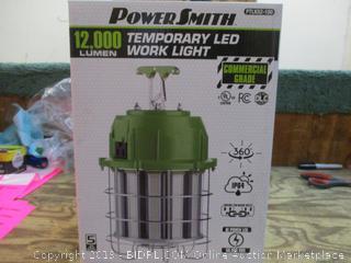 Power Smith temporary LED Work Light