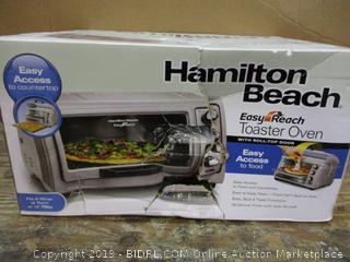 Hamilton Beach Toaster Oven Minor damage