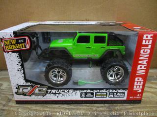 R/C Jeep Wrangler