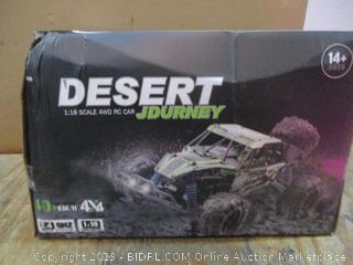 Desert Journey RC Car