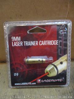 9mm Laser Trainer Cartridge