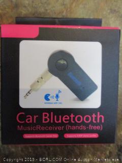 Car Bluetooth Music receiver Hands free
