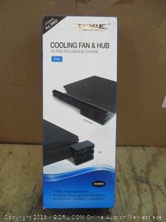 DOBE Cooling Fan & Hub for PS4 Pro Gaming Console