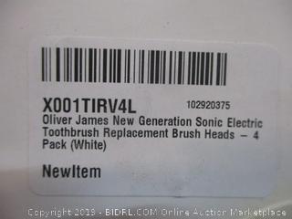 Sonic Toothbrush Heads