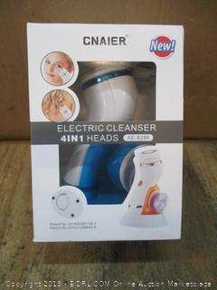 Electric Cleanser 4 in 1 Heads