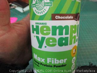 Hemp Yeah Hemp Protein Powder