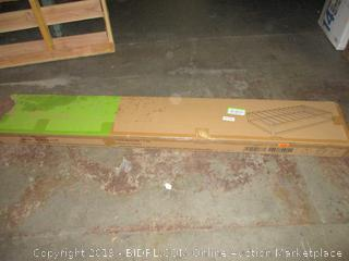 12 Inch Box Type Platform Bed, Twin