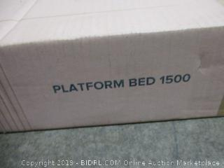 Zinus Platform Bed, Twin
