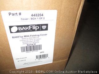 Bak Flip Folding Cover