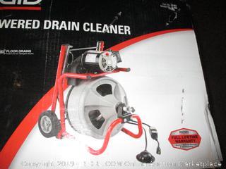 Ridgid K-400 Powered Drain Cleaner