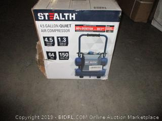 Stealth Air Compressor